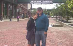 B and C at the Distillery