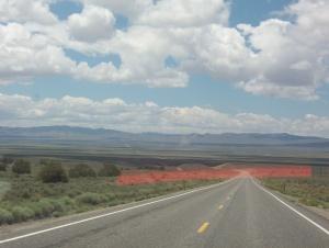 U.S. 50 in Nevada